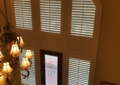 Specialty Shapes and Motorized Shutters