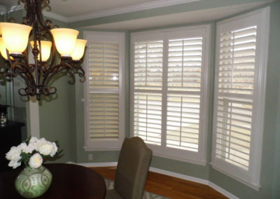 Casing Framed Shutters – They Go on Top