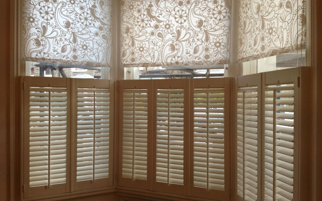Shutters As Your Window Treatment…