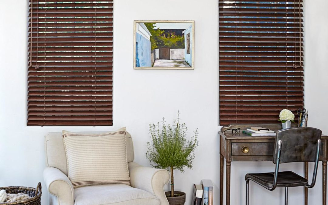 Faux Wood Blinds Vs. Real Wood Blinds.